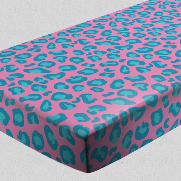 Leopard Animalprint Flat Sheets