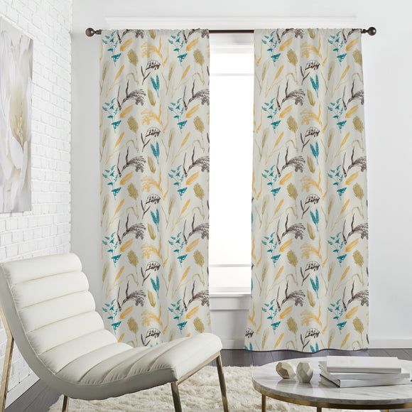 Heavenly Harvest Festival Curtains
