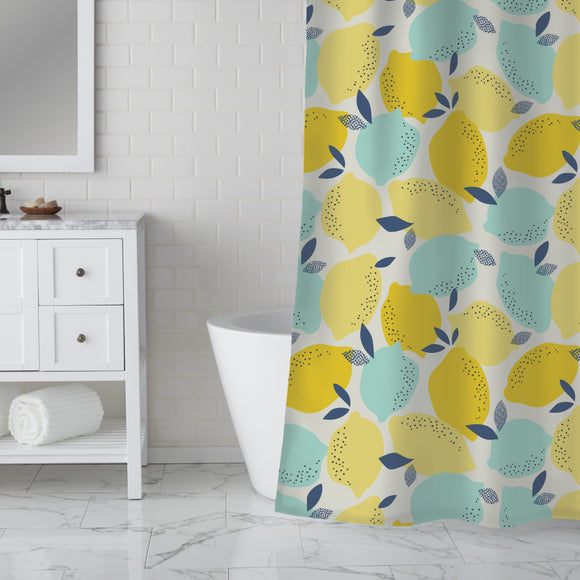 Sour But Sweet Shower Curtain