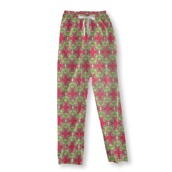 Green Mountains Pajama Pants