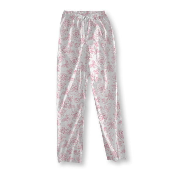 Beautiful Outlines Pajama Pants