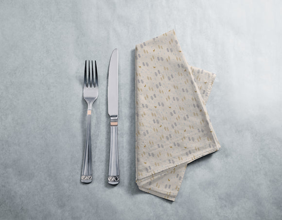 Abstract Forest Life Napkins