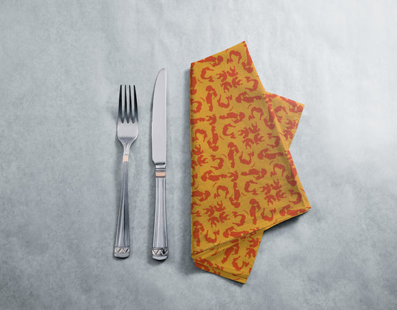 Intuitive Brush Strokes Napkins