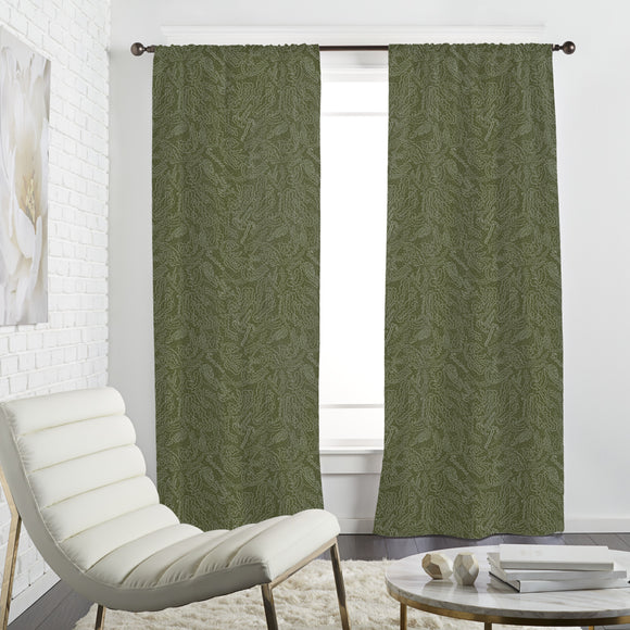 Natural Structures Curtains