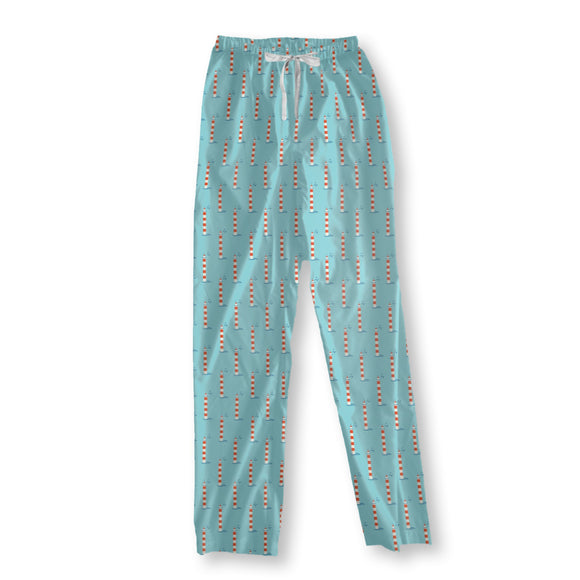 Lighthouses Pajama Pants