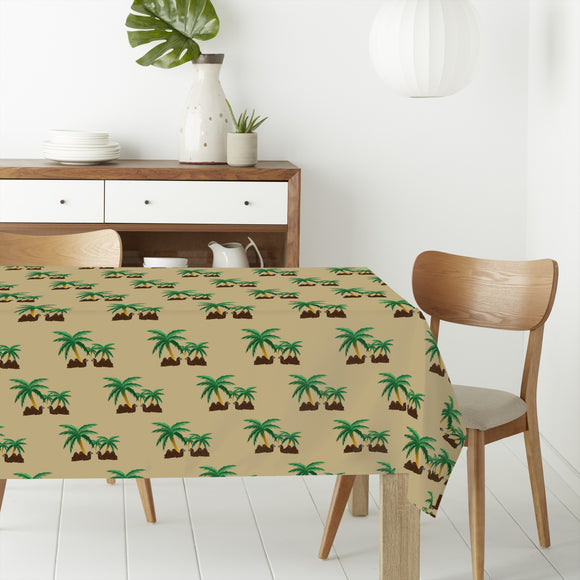 Camels in an Oasis Rectangle Tablecloths