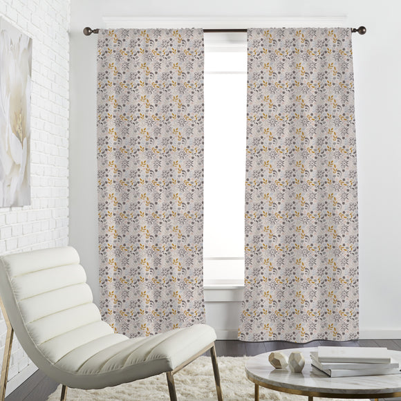 A Late Summer Paradise Curtains
