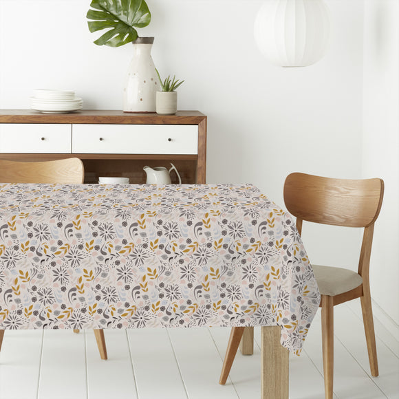 A Late Summer Paradise Rectangle Tablecloths