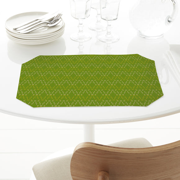 Rhombs of Curlicues Placemats