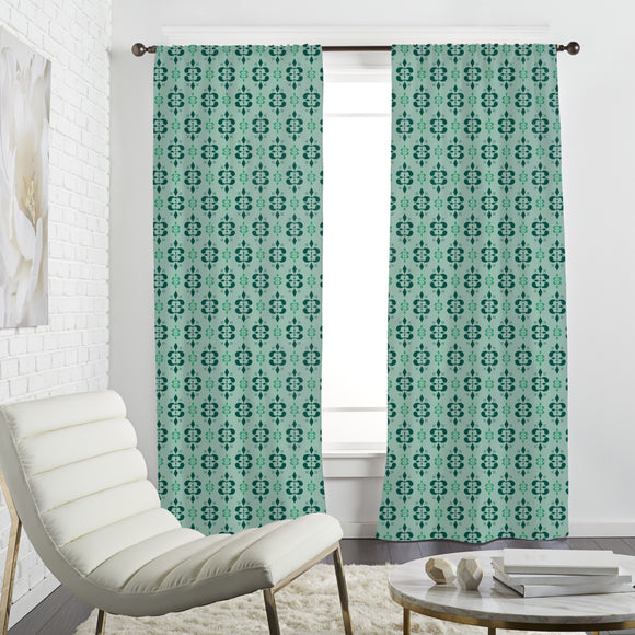 Baroque Is Back Curtains