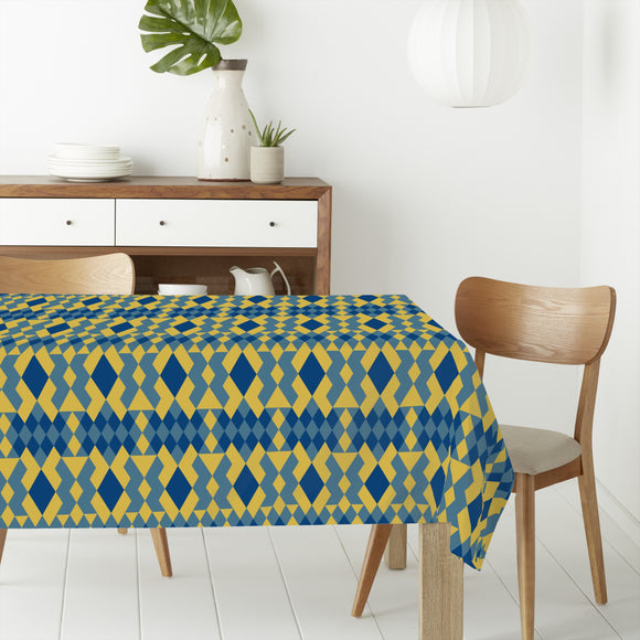 Ethno X Rectangle Tablecloths