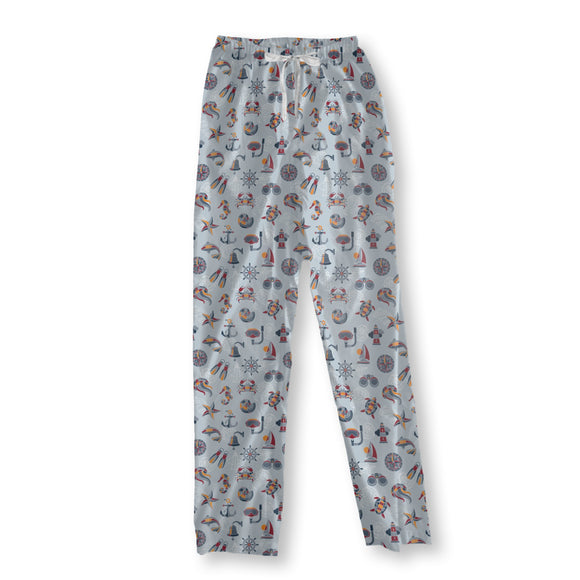 Across The Ocean Pajama Pants