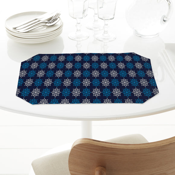 Delicate Wheels Placemats