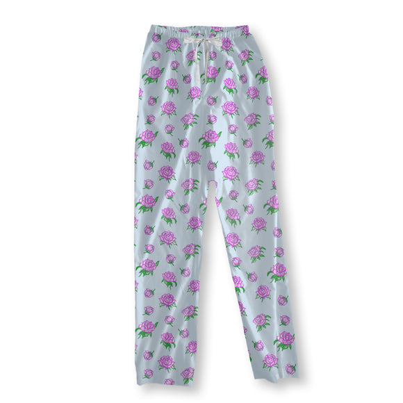 Sweet Roses Pajama Pants
