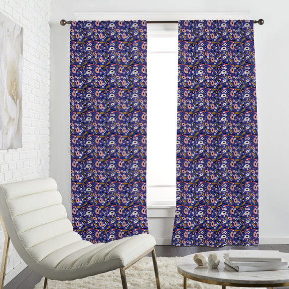 Groovy Dragonflies Curtains