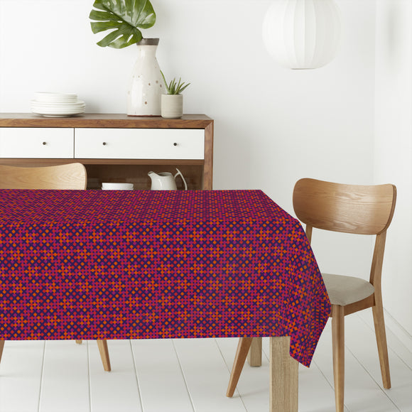 Geometrical  Rectangle Tablecloths