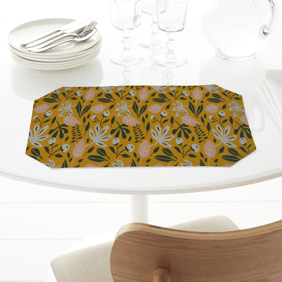 Abstract Foliage Placemats
