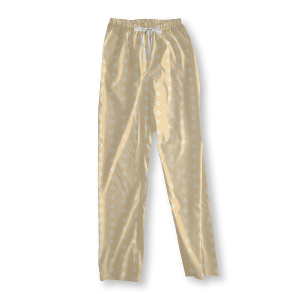 Drop Ornaments Pajama Pants