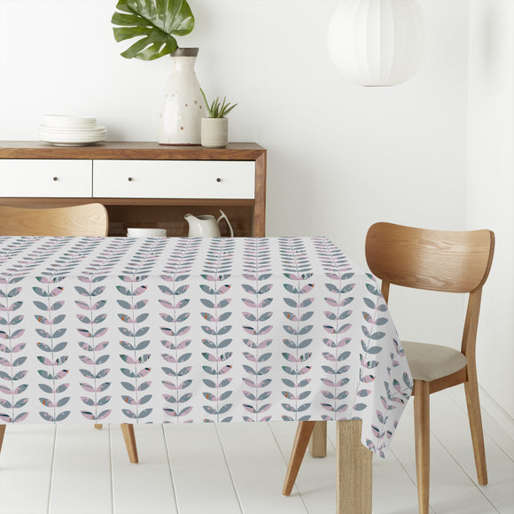 Marbled twigs Rectangle Tablecloths