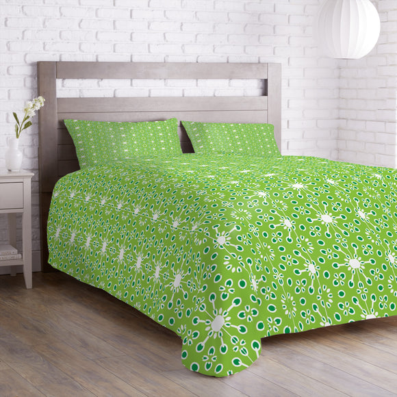 Embellishment With Circles Duvet