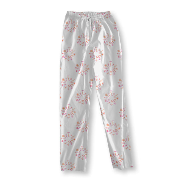 Wildflowers bouquets Pajama Pants