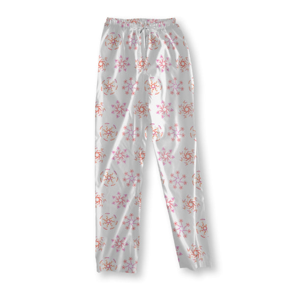 Wildflower Wreaths Pajama Pants