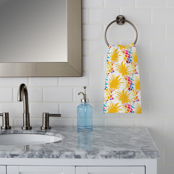 Happy Fruit Day Hand Towel