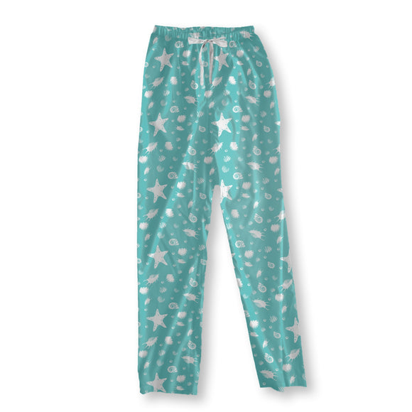 Shell Party Pajama Pants