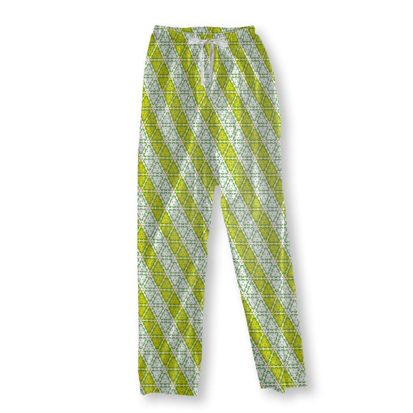 Diagonal and Fresh Pajama Pants