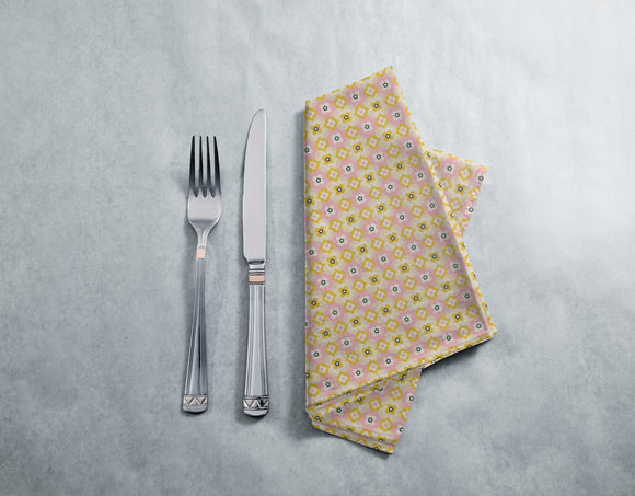 Cute Retro Napkins