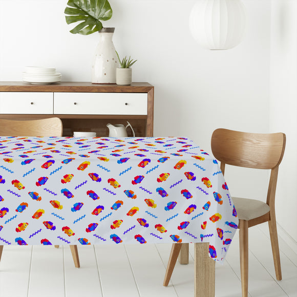 3D Fish Game Rectangle Tablecloths