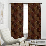 Coffee Beans Mix Curtains