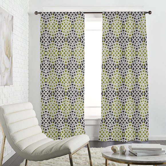 Noble Rhombus Curtains