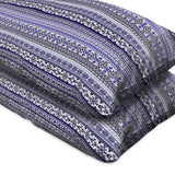 Ethnic Bordure Pillow Case