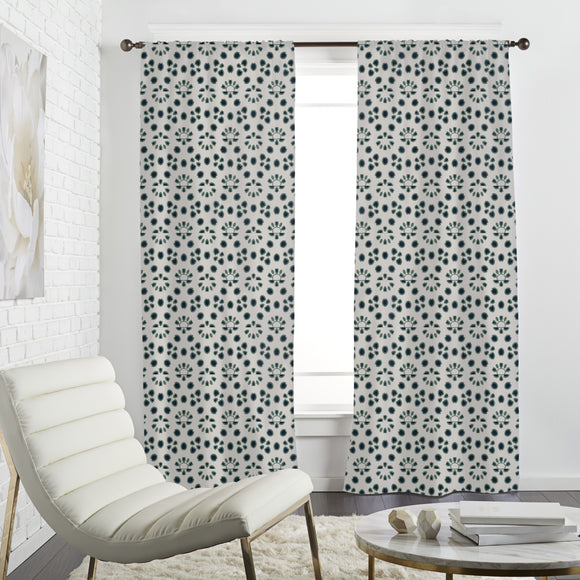 Floral Ways Curtains