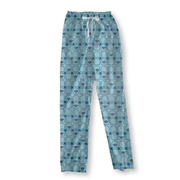 The Castle Of The Flower Fairy Pajama Pants