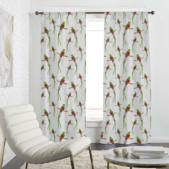 Many Quesals Curtains