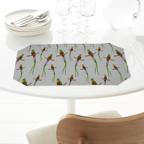 Many Quesals Placemats