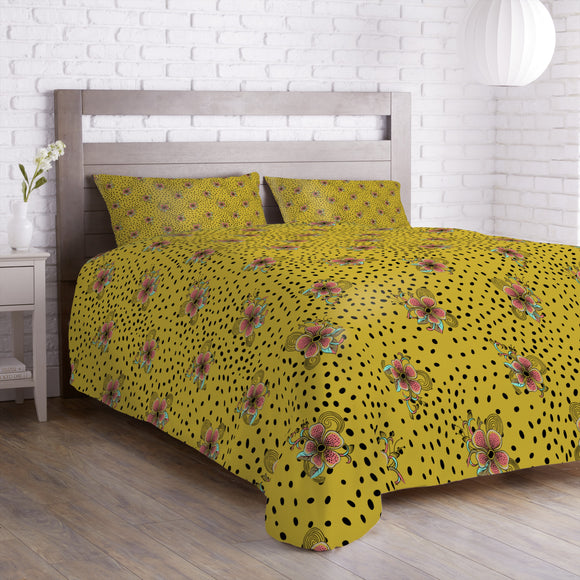 Flower Fur Duvet