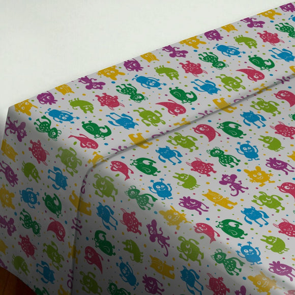 Doodle Monsters Curtains