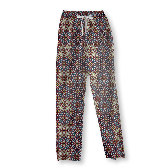 Diamond Circuits Pajama Pants