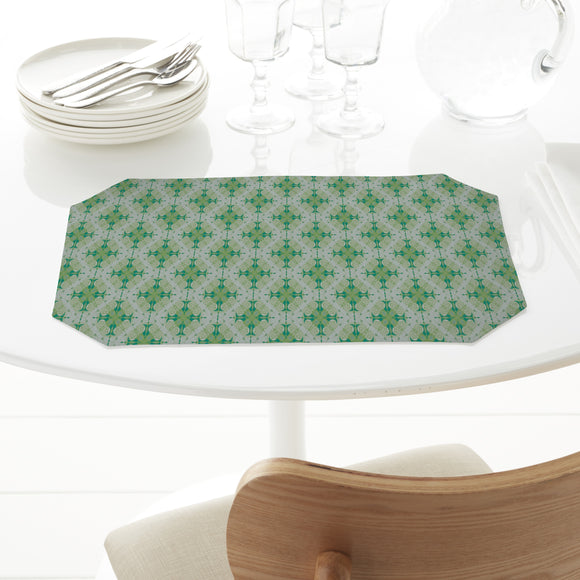 Swirled Ornaments Placemats