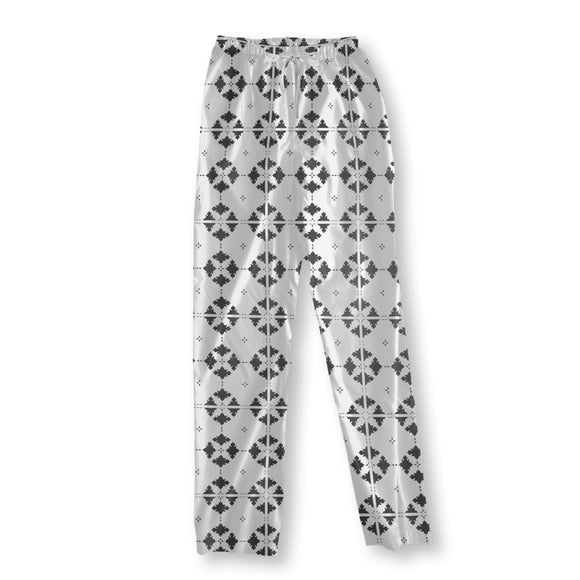 Unified In Squares Pajama Pants