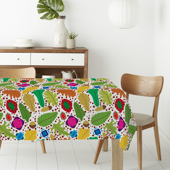 Autumn Treasures Rectangle Tablecloths
