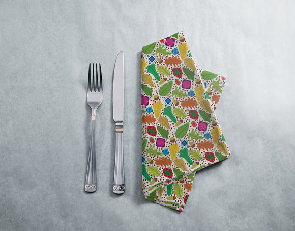 Autumn Treasures Napkins