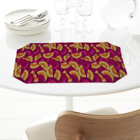 Cherries And Oranges Placemats