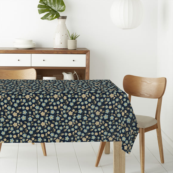 Adolescent Bloom Rectangle Tablecloths