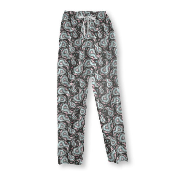 Paisley And Trendil Pajama Pants