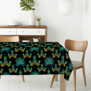 Tropical Hight Rectangle Tablecloths