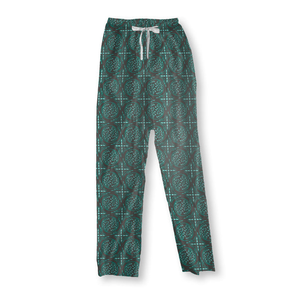 Pintoretto Mint Pajama Pants